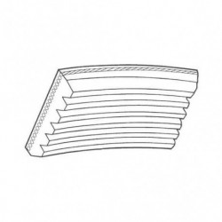 Drážkový řemen 5PK785 Chrysler Voyager 1992-1995 2.5TD