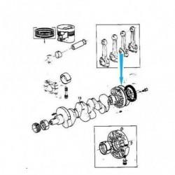 O - kroužek klikového hřídele zadní 4720277 Voyager 1992-2005 2.5TD