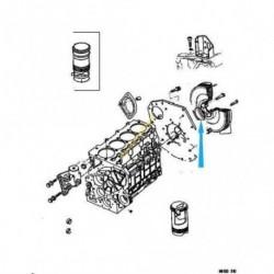 O - kroužek klikového hřídele zadní 4720240 Voyager 1992-2000 2.5TD