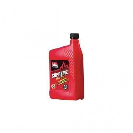 Syntetický motorový olej SUPREME 5W-20 1l supreme5w20