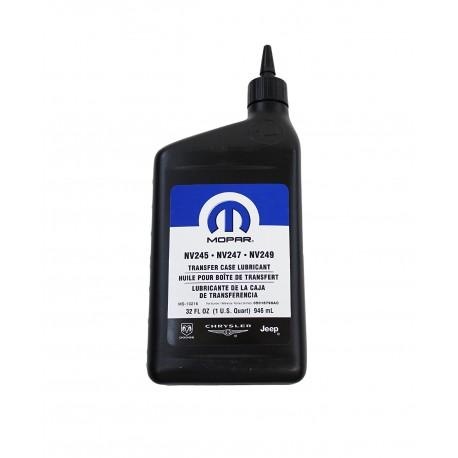 Olej pro redukční převodovky NV245