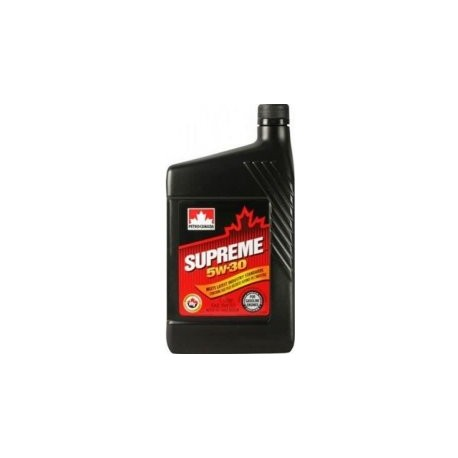 Motorový syntetický olej SUPREME 5W-30 1L